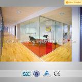 L'ufficio di vetro usato poco costoso divide i divisorii della parete dell'ufficio