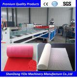 Type creux machine de plastique d'extrudeuse de PVC de couvre-tapis d'étage de S
