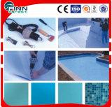 pellicola del raggruppamento del PVC di spessore di 1.2mm 1.5mm 2.0mm per il raggruppamento dello stagno o della piscina