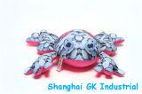 La grenouille de Microbead joue le jouet coloré de grenouille