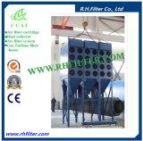 Ccaf horizontale Kassetten-Staub-Ansammlung für industrielle Luftreinigung