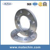 Fonderie en acier inoxydable sur mesure en acier inoxydable