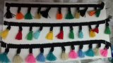 30 Farben auserlesene Besen-Kopf Franse-Troddel für Dekorationen