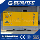 De Diesel 250kw van de Macht van Genlitec (GPD313S) Reeks van de Generator met Motor Deutz