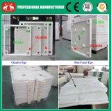 Manufature Professional Hydraulic Plate Frame Filtro de óleo de cozinha