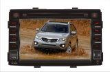 Leitor de DVD no tablier para Kia Sorento de GPS com sistema de entretenimento em áudio e vídeo HD Ecrã Digital TFT