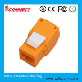 Tooless tipo RJ45 cable UTP CAT6jack modular