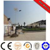 中国の製造業者のセリウムのRoHS 80W-200Wの風および太陽LEDの街灯LEDの街灯
