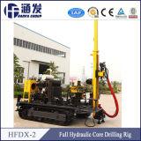 판매를 위한 유압 Hfdx-2 탄광 코어 물 드릴링 기계