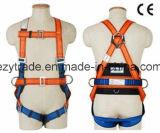 Courroies de jambe passante Protection contre les chutes Harnais Sécurité Harnais de corps