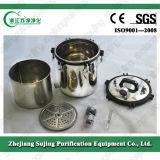 Sterilizzatore del vapore/autoclave a vapore portatili di Perssure