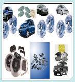 Numéro 43022sja000 neuf et de qualité de marque de frein de garniture de frein du rotor D1090 d'OEM OE pour Acura Rl 2005-2012