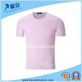 maglietta rotonda Quick-Dry del collo di 220GSM Dacron