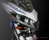 """""""trotinette"""" elétrico do Moped do projeto o mais atrasado"""