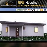Neuer Entwurfs-mit zwei Schlafzimmern vorfabriziertes Behälter-Haus mit Dekorationen