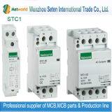 Stc1 Contacteur modulaire de la série / contacteur de ménage