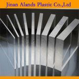 Superfície sólida a folha de acrílico transparente de plástico de PMMA