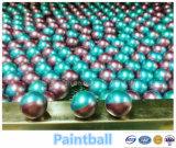 De in het groot Witte Ballen van de Verf van de Toernooien Paintballs/van het Kaliber van 0.68 Duim