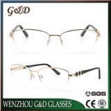 Frame van uitstekende kwaliteit 42-000 van het Metaal van het Oogglas Eyewear Optisch