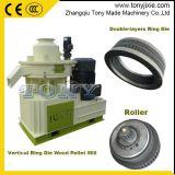 Longue durée de service de la biomasse Pellet Machine (TYJ550-II)