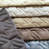 Tissu piqué par polyester à la maison de décoration pour le sofa