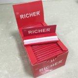 Un papel de balanceo más rico del cáñamo de Smokingcigarette del librete de 40 hojas
