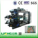 Hochleistungs- Ytb-41000 HDPE Film-Beutel Flexo Druckmaschinen