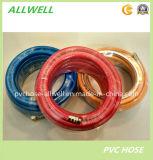 PVC 3 überlagert 5 Schichten Hochdruckluft-Spray-Schlauchleitung-