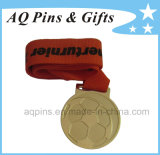 BronzeSport Medal mit Red Ribbon