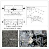 Fibra gancho de acero de hormigón armado Micro Fin