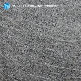 Couvre-tapis de brin coupé par fibre de verre de poudre ou d'émulsion pour la tour de refroidissement, construction de bateau, pièces d'auto, panneau de toit