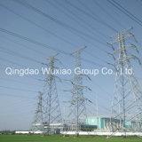 Stromversorgungen-elektrischer Transformator-Verteilungs-Übertragungs-Stahl-Aufsatz
