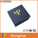 Rectángulo de papel del regalo del reloj/rectángulos de lujo para el reloj con la almohadilla