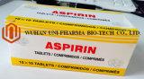 Médecine occidentale Acétylsalicylique acide Bp500mg (ASPIRIN TABLETS / COMPRIMIDOS / COMPRIMES)