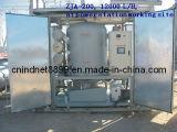 ZJA Hihg 진공 변압기 기름 정화 기계