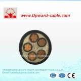 Сели на мель тип кабель сердечника меди 5 электрический