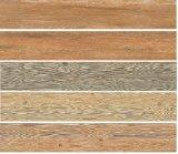 Azulejo de madera de cerámica