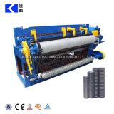 Malla de alambre de la construcción automática Máquina de soldadura