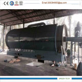 10ton Capacity House Reciclagem de lixo Recuperando combustível