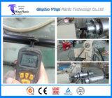 Plastik-HDPE Wasserversorgung-Rohr-Produktionszweig/Extruder-Maschine