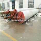 Composto de fibra de vidro GRP Mandril do tubo de plástico reforçado por fibra
