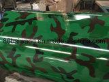 Colorare la bobina composita d'acciaio della scheda