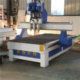 Los husillos de neumática máquina Router CNC de madera para puertas de madera, muebles