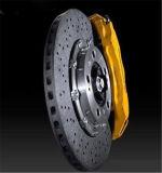 Disque en gros de frein de la Pologne de pièces d'auto pour Renault 7700704705