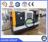Nouvelle machine de tour SK40P CNC par contrôleur Siemens