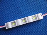 Branco verde impermeável do módulo do diodo emissor de luz da injeção da fábrica SMD 5730