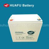geregelte u. tiefe Schleife-Gel-Batterie des Ventil-12V50ah