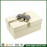 Rectángulo de regalo de encargo promocional del papel del rectángulo
