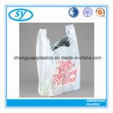 プラスチック大きい容量のTシャツのショッピング・バッグ
