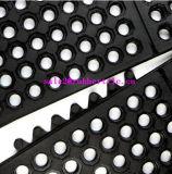 Анти- циновок кухни циновок выскальзования и дренажа циновка резиновый Anti-Slip кислотоупорная резиновый